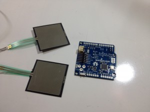 Arduino Pro and FSR's