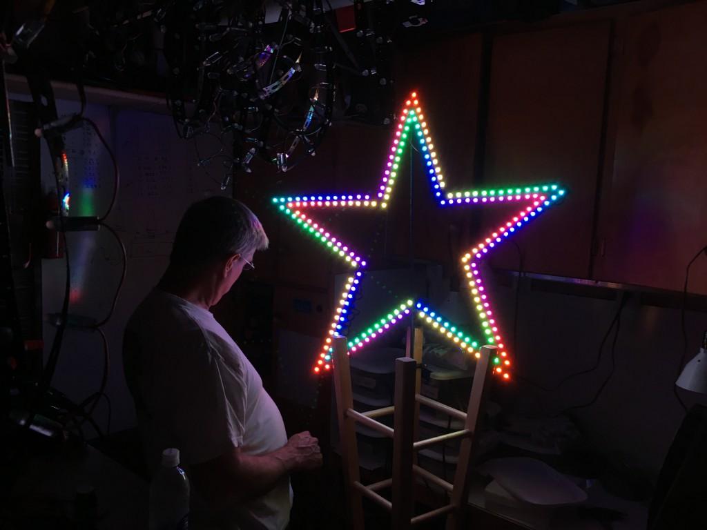 MegaTree Star